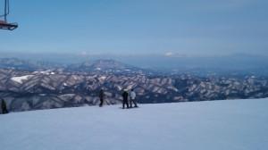 アルプス平からの眺め2
