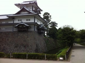 金沢城内堀